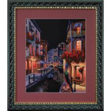Набор для вышивания крестиком Чарівна мить Венецианская ночь (М-159)