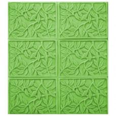 Форма для мыла (под нарезку) Bamboo Leaves (TR-BAMB1595)