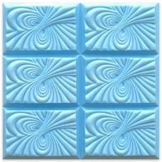 Форма для мыла (под нарезку) Tray-Vortex (TR-VORT1605)