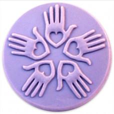 Формы для мыла Loving Hands, 3 шт. (LOVHAND1612)*