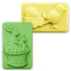 Формы для мыла Eggs In A Basket, 4 шт. (EGGSB1587)