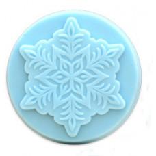 Формы для мыла Снежинка 1 (3SNOW1608 - MW 174)