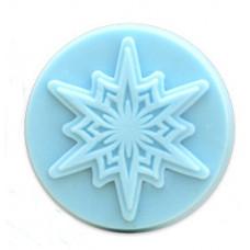 Формы для мыла Снежинка 2 (3SNOW1608 - MW 174)