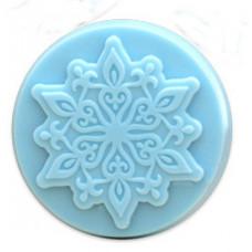 Формы для мыла Снежинка 3 (3SNOW1608 - MW 174)