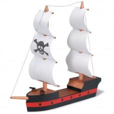 Набор для моделирования Пиратский корабль (9181-32)