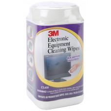 Салфетки для очистки ЖК-мониторов 3M (CL610)