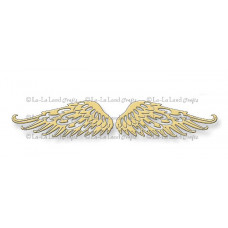 Нож для вырубки Крылья (LL8016)