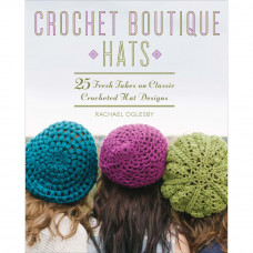Книга Crochet Boutique Hats (LB-08605)