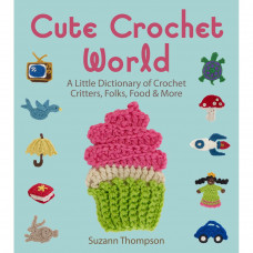 Книга Cute Crochet World (LB-08063)
