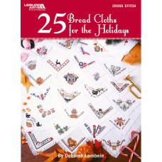 Книга 25 Bread Cloths For The Holidays (LA-4848)