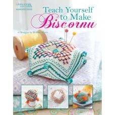 Книга Teach Yourself To Make Biscornu (LA-5406)