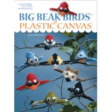 Книга Big Beak Birds In Plastic Canvas (LA-5853)