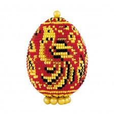Яйцо пасхальное Хохлома (Б-184)