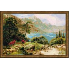 Горное озеро (1397)