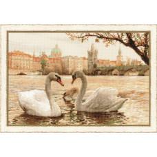 Лебеди. Прага (1364)