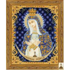 Набор для вышивания крестом Риолис Богоматерь Остробрамская (1299)
