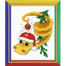 Новогодний змей (НВ126)