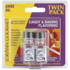 Ароматизатор для конфет и выпечки Анис, 2 шт.(FLAVOR 100)
