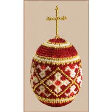 Набор для бисероплетения Чаривна мыть Пасхальное яйцо Колокольный звон (БП-116)
