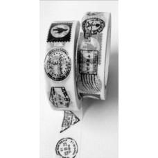 Декоративный скотч Винтажные почтовые штампы (LMT15X10 386)