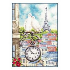 Весна в Париже (ДЛ-023)