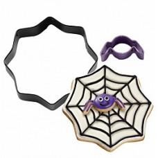 Формы для вырезания печенья: Паутина и паук, 2 шт. (W80897)