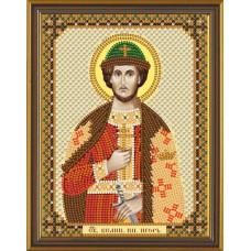 Набор для вышивания бисером Нова Слобода Св. Блгв. Великий Князь Игорь Черниговский (С6119)