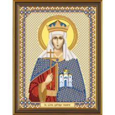Набор для вышивания бисером Нова Слобода Св. Блгв. Тамара Царица Грузии (С6170)