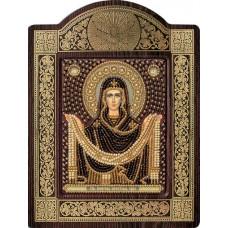 Набор для вышивания бисером Нова Слобода Покров Пресвятой Богородицы (СН8012)