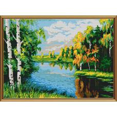 Тихая река (БИС0115)