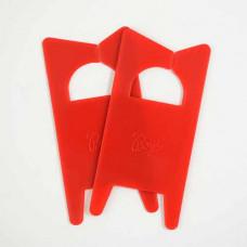 Шпульки для пряжи большие, 2 шт (7571)