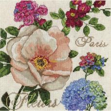 Парижские цветы (DW2848)