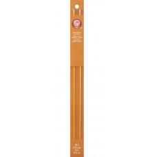 Спицы алюминиевые с наконечниками Boye № 2, длина 35 см (6328 2)