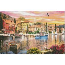 Harbor Sunset (2062)