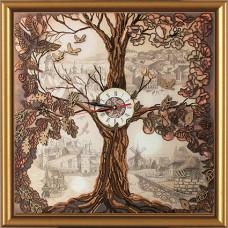 Дерево-часы (ЕМ1001)