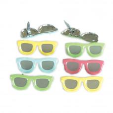 Брадсы Солнечные очки пастельные (QBRD2 10A)