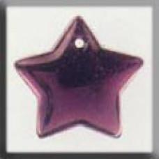 Украшения Mill Hill Large Flat Star Amethyst (12293)