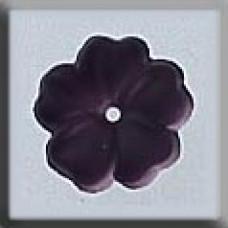 MH 12007 - 5 Petal Flower Matte Amethyst