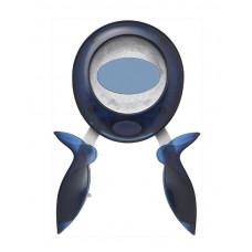 Дырокол плоскогубцевый Овал (SQXL 7416)