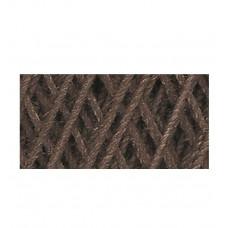 Нитки Aunt Lydias Classic Crochet Size 10 Fudge Brown - Темно-коричневый (154 131)