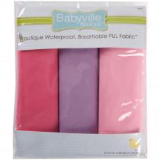 Набор водонепроницаемых тканей для шитья Для девочки (35029)
