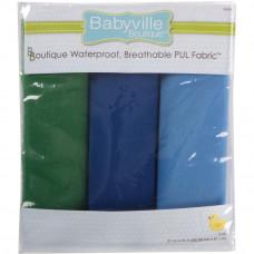 Набор водонепроницаемых тканей для шитья Для мальчика (35028)