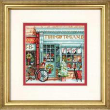 Набор для вышивания крестом Dimensions Магазин игрушек (70-08900)