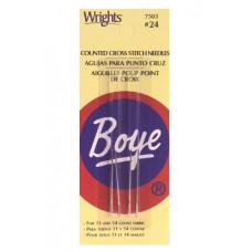 Иглы для вышивания Boye, 24 (7503)