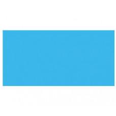 Самоклеющаяся матовая пленка Oracal, 30,5 х 61см, ярко-голубой (631 056)