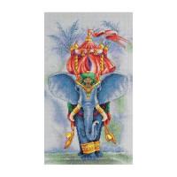 Набор для вышивания крестом Panna Махараджа (Ж-7041)