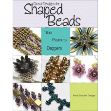 Книга Great Designs For Shaped Beads (KBP-64957)