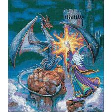 Набор для вышивания крестом Dimensions Всесильный волшебник (35080)