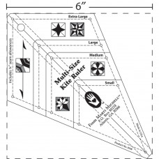 Линейка Multisize Kite Ruler (8158M)