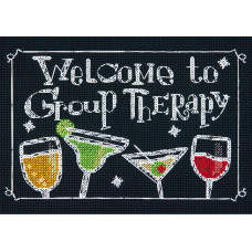 Добро пожаловать на групповую терапию (70-65147)